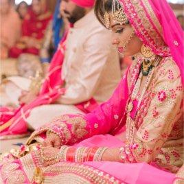 Indian Bridal Wedding Makeup Artist Neelam Kaur in Ottawa Brampton and Toronto