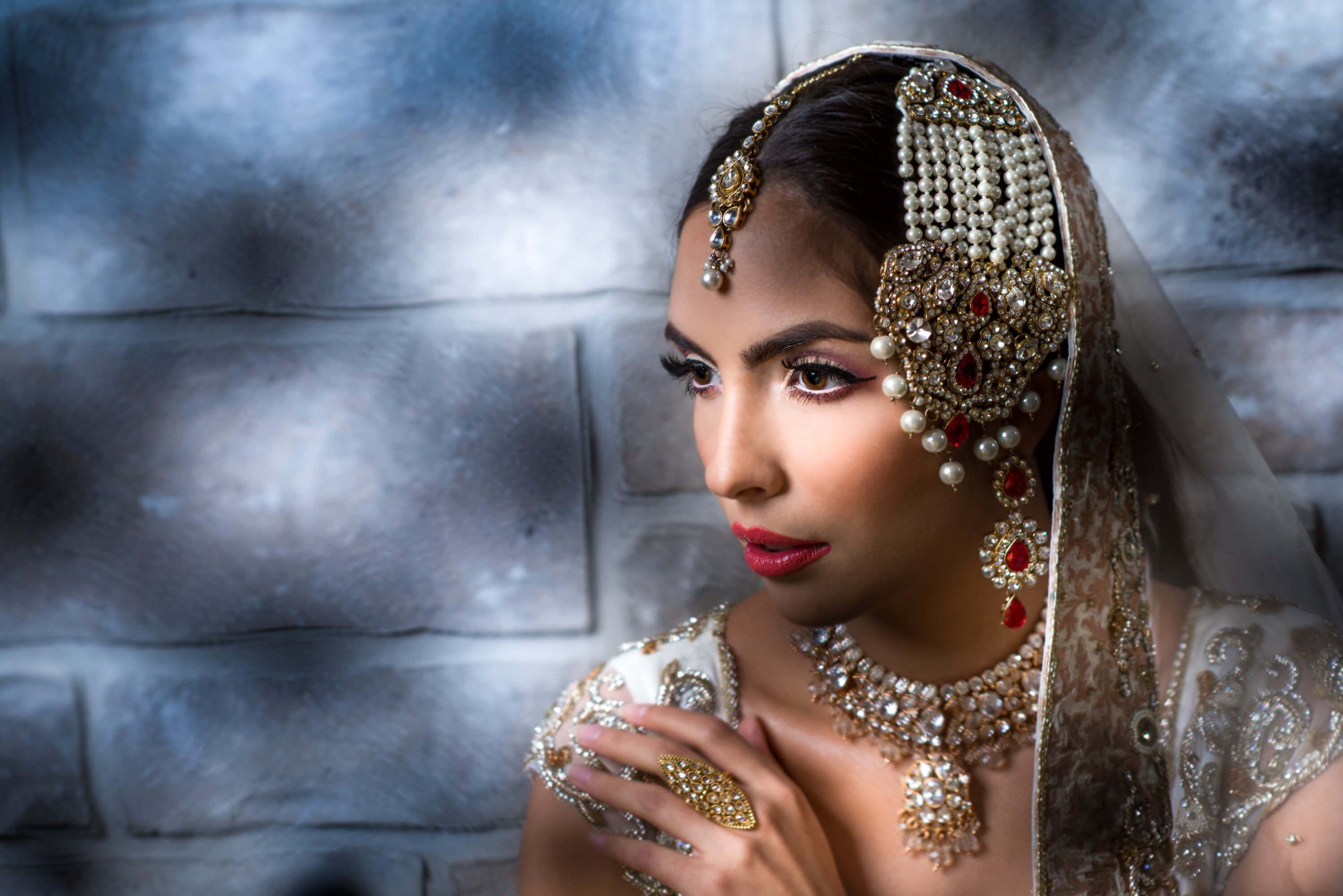 Indian Bridal Wedding Makeup Artist