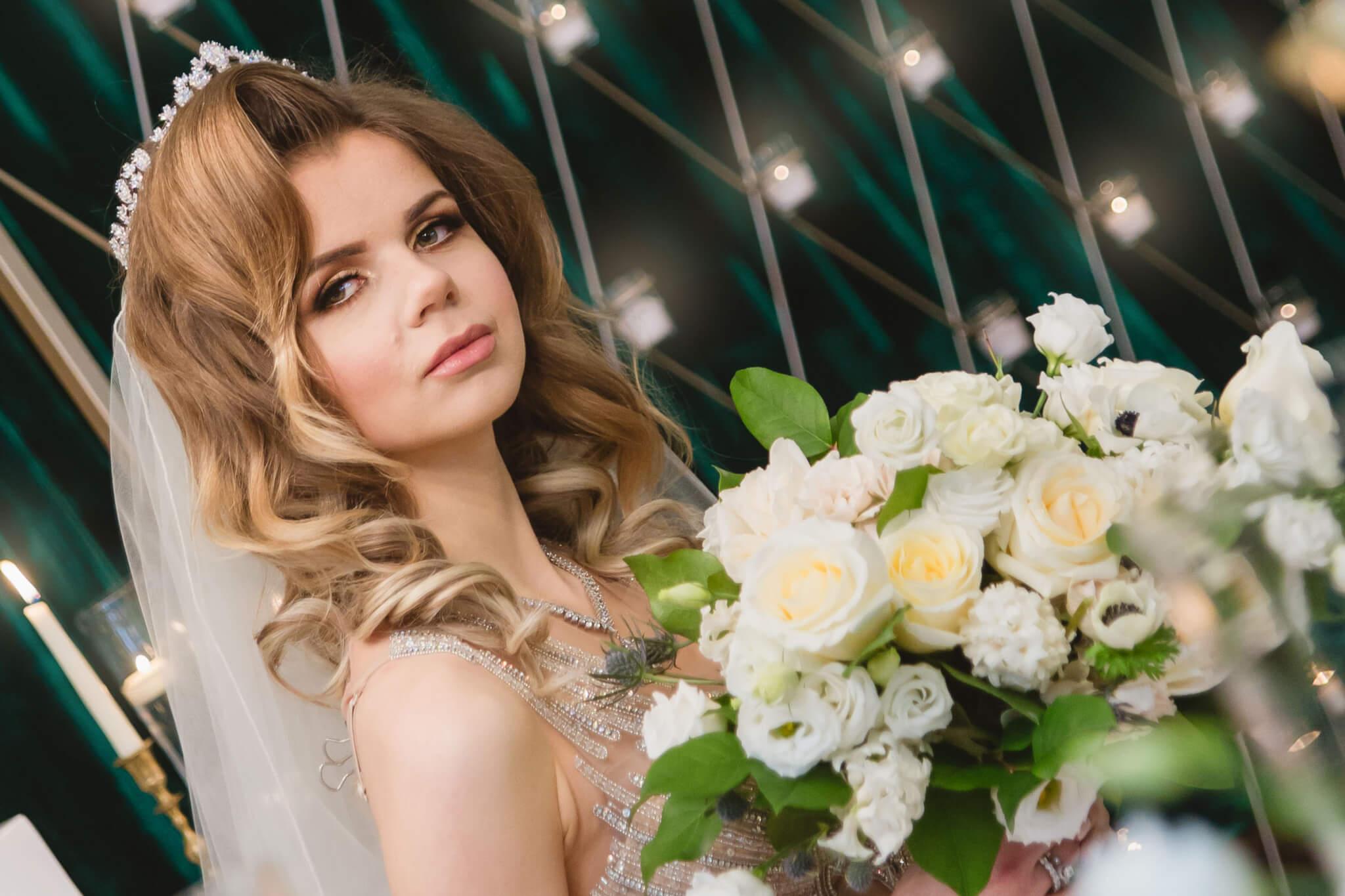 Ottawa Bride and Wedding Photography at Sala San Marco